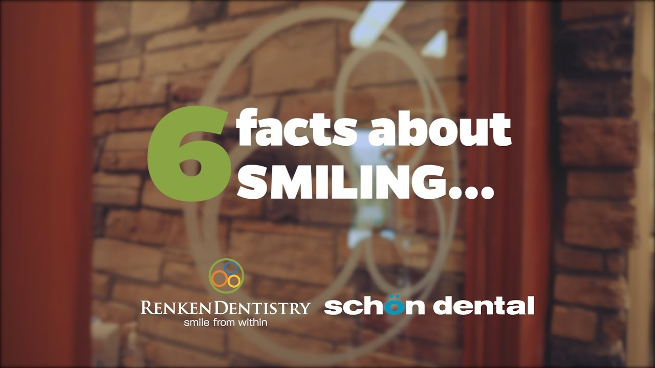6 facts about smiling