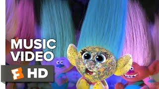 "Trolls - Justin Timberlake and Gwen Stefani Music Video - ""Hair Up"" (2016)"