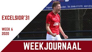 Screenshot van video Excelsior'31 weekjournaal - week 6 (2020)