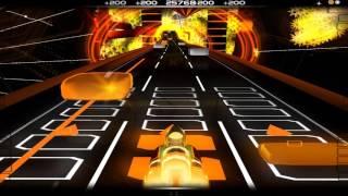 [Audiosurf] DJ Gollum Feat. DJ Cap - The Promiseland (Phobia & Shaker Remix)