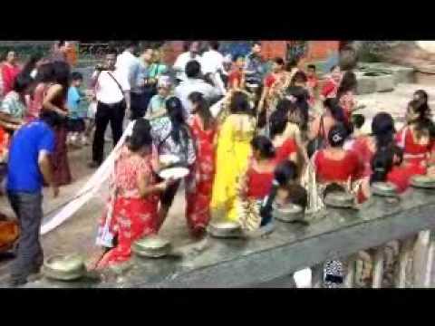 Kathmandu Zanko Newari Tribe