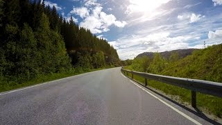 Driving Car On A Road | Stock Footage - Videohive