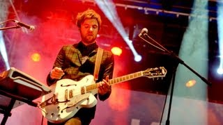 Kodaline - Brand New Day at Reading Festival 2013