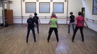 THE QUEEN - line dance