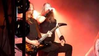 Amon Amarth Death In Fire FortaRock XL 2013