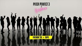 """The Voice 2017 - Pitch Perfect 3 x The Voice """"Freedom! '90 x Cups"""" (Digital Exclusive)"""
