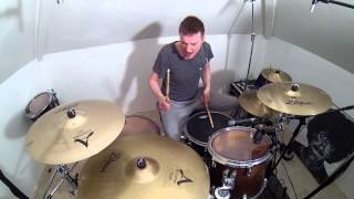 Nirvana - Breed (Drum Cover)