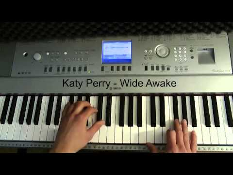 Katy Perry Wide Awake Piano Cover Chords Chordify