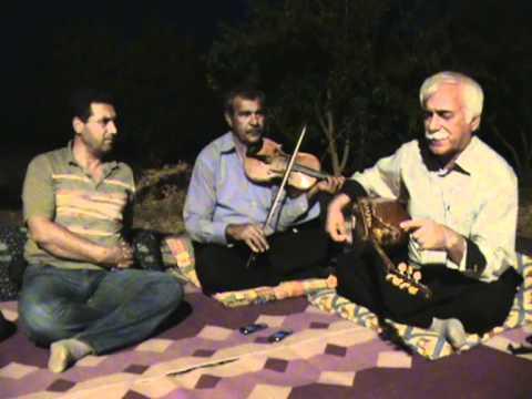 Gaffari Akkuş Bölükyayla - Aşık Yusuf Lo Delal - Kürtçe