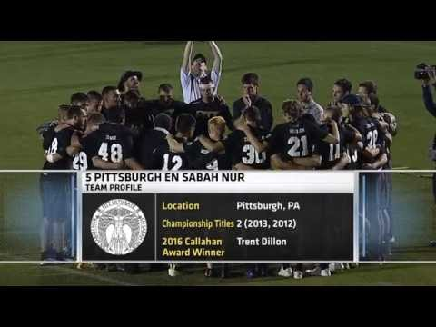 Video Thumbnail: 2016 College Championships, Men's Semifinal: Pittsburgh vs. Minnesota