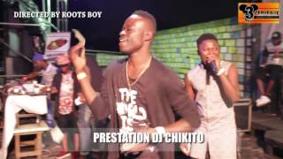 PRESTATION DE DJ CHIKITO AU CONCERT LIVE DE DJ LEO AU NPA