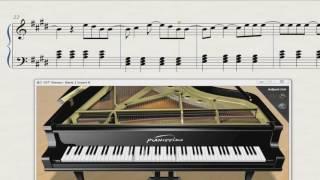Filho do Deus Vivo - Nívea Soares, Partitura/Arranjo para Piano