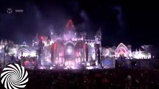 Armin van Buuren Dropping 'Vini Vici - The Tribe' At Tomorrowland 2015