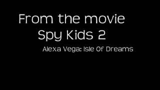 Alexa Vega isle of dreams❤