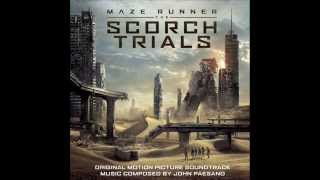 Maze Runner The Scorch Trials Soundtrack 21 What's Next