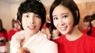 박정아, 서인영, 제국의 아이들, 쥬얼리, 나인뮤지스 _ Shooting Star MV