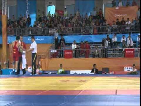 SHAN Chengde (CHN) -- MUHAMMAD Ali (PAK)  1/8 Finale