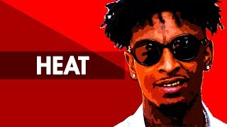 """HEAT"" Trap Beat Instrumental 2018 