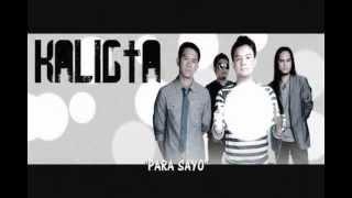 Para Sayo - KALIGTA (lyric video)