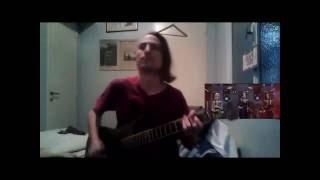 Serebro - Opium (Guitar cover/improv by Tin Void)