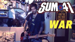 Sum 41 - War (Guitar Cover HD) by SymonIero