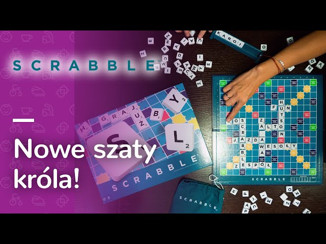 SCRABBLE W NOWEJ WERSJI 👀 | Original, Junior, Practice & Play