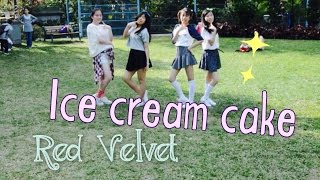Red Velvet (레드벨벳) - Ice Cream Cake Dance Cover by lne