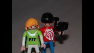 Playmobil Knolpower ! Enzoknol vlog stopmotion