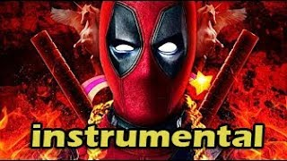 RAP DO DEADPOOL  INSTRUMENTAL ( 7 minutoz)