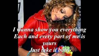 Paulina Rubio The One You Love Lyrics