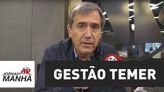 O governo acabou e Temer tem medo de ser preso | Marco Antonio Villa