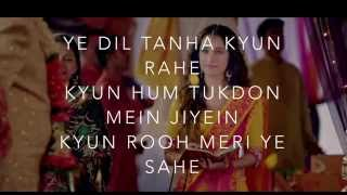 Zaroorat Song Lyrics | EK Villain HD