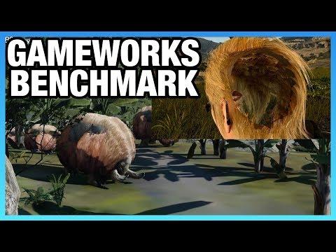 WTFF::: FFXV\'s Misleading Benchmark | Improper GameWorks Object Culling