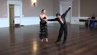 Mircea Cernev & Ana-Maria Cernev - Swing da Cor - Samba - 2012