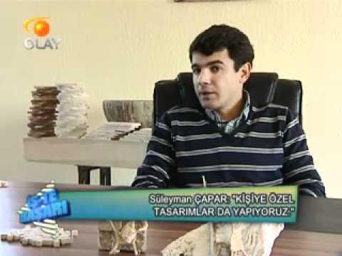 Eskitme Doğal Taş - Süleyman Çapar , Eskitme.com
