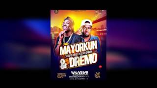MAYORKUN & DREMO **LIVE IN LONDON ON SATURDAY 24th SEPT @ WALAYSBAR**