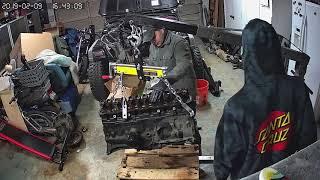 Jeep TJ Engine Swap