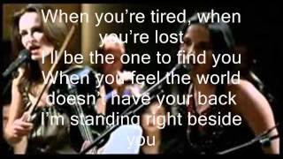 Unconditional (Lyrics) - The Corrs