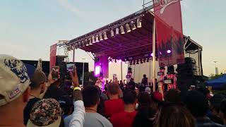 Chino XL Freestyle live At The Breaks Festival Soilder Field Chicago IL 9/3/17