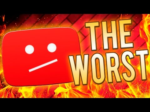 WORST YOUTUBE VIDEOS (ft. Pyrocynical)