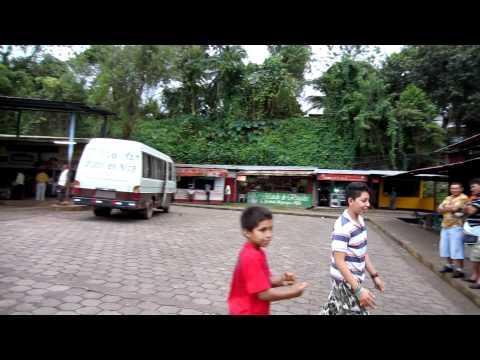 Kids Playing at San Carlos Bus Stand.