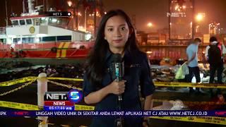 Kantong Jenazah Berisikan Potongan Tubuh Korban Lion Air JT 610 Tiba Di Posko Pencarian   NET5