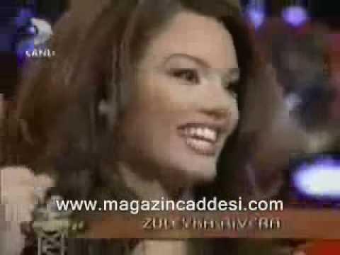 Kainat Güzeli Zuleyka Rivera, Beyaz Show'da!