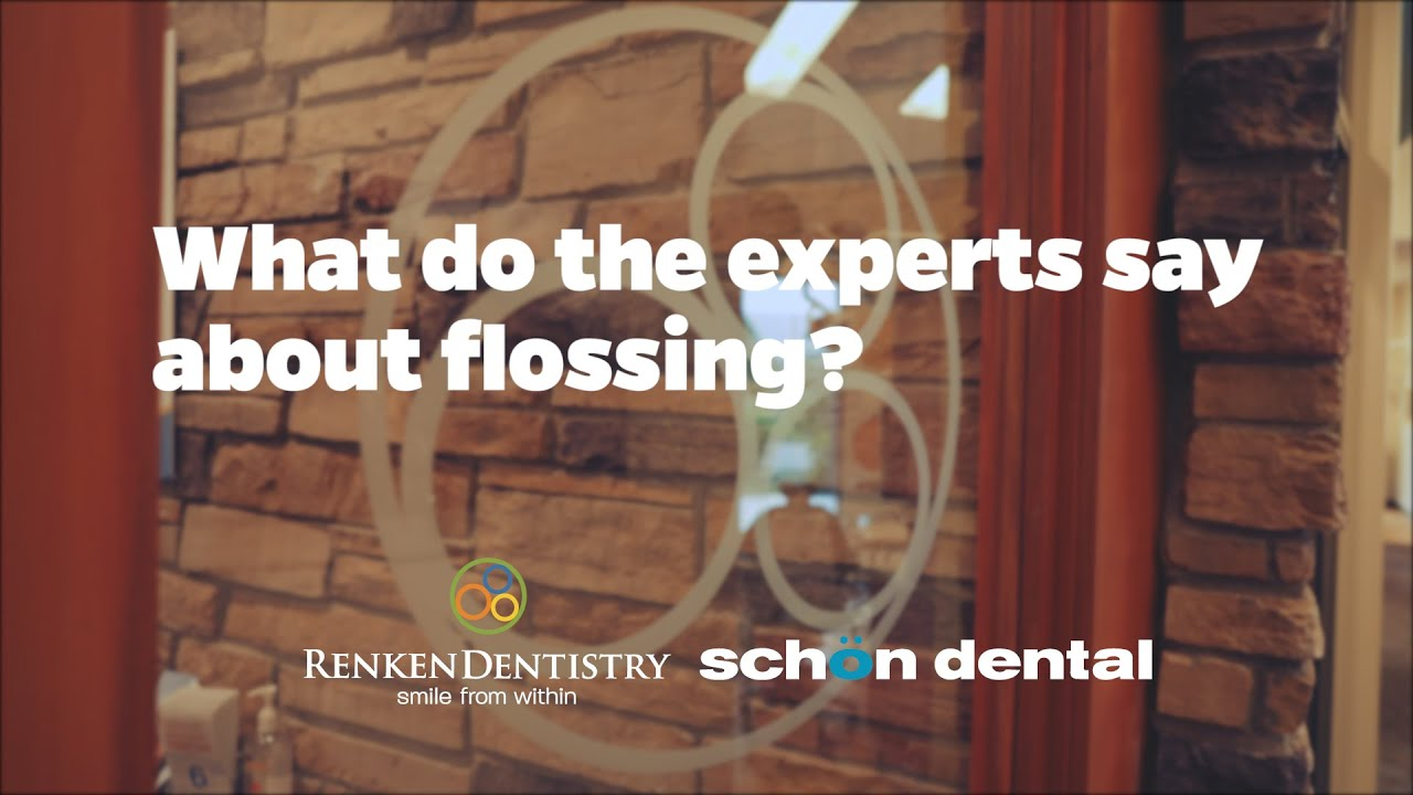 To Floss or Not??