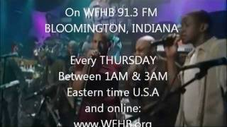 SLIQUE MONIQUE Presents SOULFUL STROLLIN' - FUNK/SOUL/HIP HOP/HOUSE RADIO SHOW on WFHB