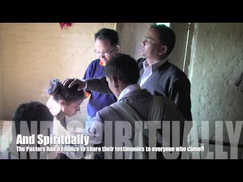 Medical and Children work at Bardiya Region, Nepal