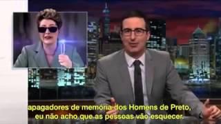Humorista norte americano faz panelaço contra Dilma em programa de TV