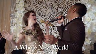 A Whole New World - Live Performance by Angela July & Judika