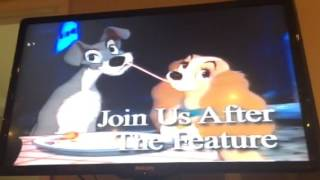 Opening to Lady and the Tramp 1998 VHS