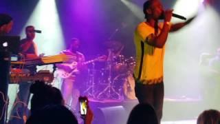 2016 Christopher Martin - Paper Loving ( Reggae Fever ) Live